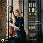 Bartók: Violin Concerto No. 1; Enescu: Octet