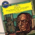 Bartok: Herzog Blauberts Burg / Cantata profana - Dietrich Fischer-Dieskau (baritone); Helmut Krebs (tenor); Hertha Töpper (contralto);...