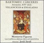 Bartomeu Càrceres: Villancicos & Ensaladas