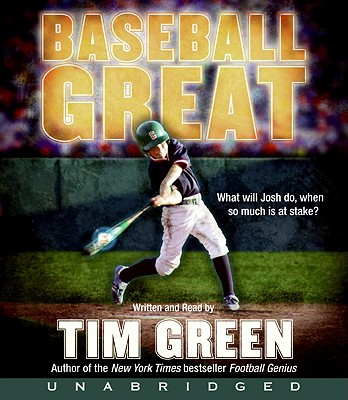 Baseball Great - Green, Tim (Read by)