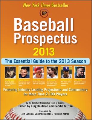 Baseball Prospectus 2013 - Baseball Prospectus