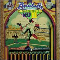 Baseball's Greatest Hits, Let's Play 2 - Various Artists