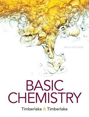Basic Chemistry - Timberlake, Karen C.