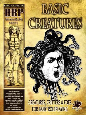 Basic Creatures - Petersen, Sandy, and Perrin, Steve