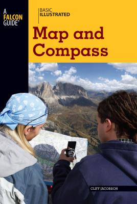 Basic Illustrated Map and Compass - Jacobson, Cliff, and Levin, Lon