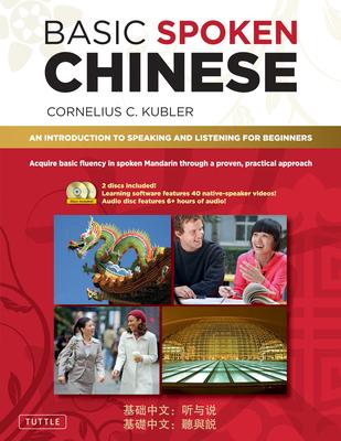 Basic Spoken Chinese - Kubler, Cornelius C.