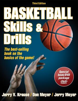 Basketball Skills & Drills - Krause, Jerry V, and Meyer, Don, and Meyer, Jerry