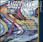 Bassoon XX: Jolivet; Gubaidulina; Villa-Lobos