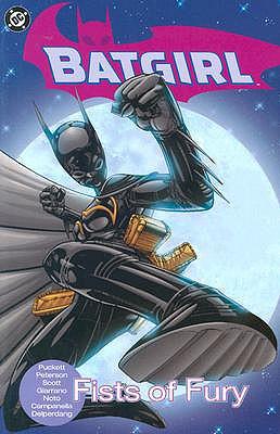 Batgirl: Fists of Fury - Puckett, Kelley, and Peterson, Scott, Dr.