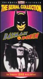 Batman and Robin [Serial] - Spencer Gordon Bennet