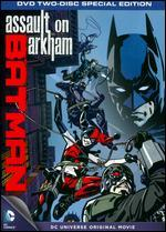 Batman: Assault on Arkham [Special Edition] [2 Discs]