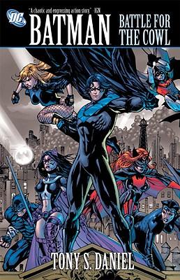 Batman: Battle for the Cowl - Daniel, Tony