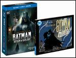 Batman: Gotham by Gaslight [Includes Digital Copy] [Blu-ray/DVD]