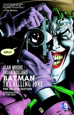 Batman: The Killing Joke - Moore, Alan, and Bolland, Brian (Artist)