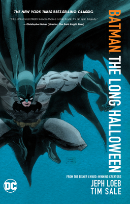 Batman: The Long Halloween - Loeb, Jeph