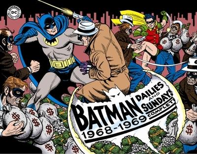 Batman: The Silver Age Newspaper Comics Volume 2 (1968-1969) - Ellsworth, Whitney