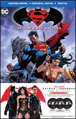 Batman v Superman: Dawn of Justice [Blu-ray] [Only @ Best Buy] [Graphic Novel] [Ultimate]