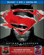 Batman v Superman: Dawn of Justice [Only @ Best Buy] [SteelBook] [Ultimate Edition] [Blu-ray/DVD] - Zack Snyder