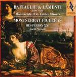 Battaglie & Lamenti 1600-1660