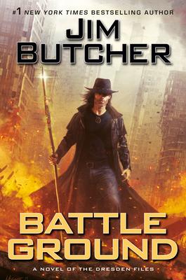 Battle Ground - Butcher, Jim
