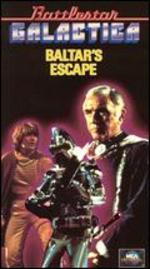 Battlestar Galactica: Baltar's Escape