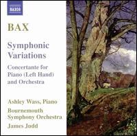 Bax: Symphonic Variations - Ashley Wass (piano); Bournemouth Symphony Orchestra; James Judd (conductor)