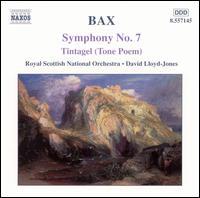 Bax: Symphony No. 7; Tintagel - Royal Scottish National Orchestra; David Lloyd-Jones (conductor)