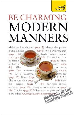 Be Charming: Modern Manners - Cyster, Edward, and Young, Francesca