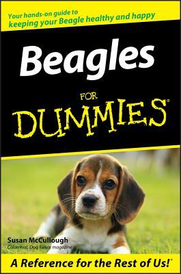 Beagles for Dummies - McCullough, Susan