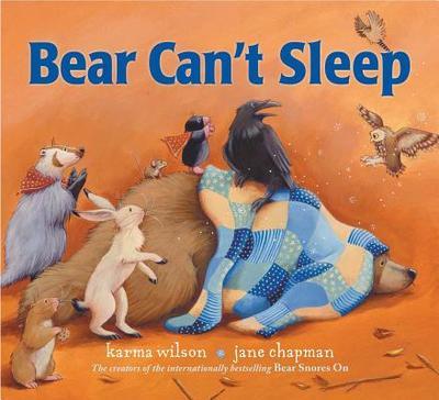 Bear Can't Sleep - Wilson, Karma