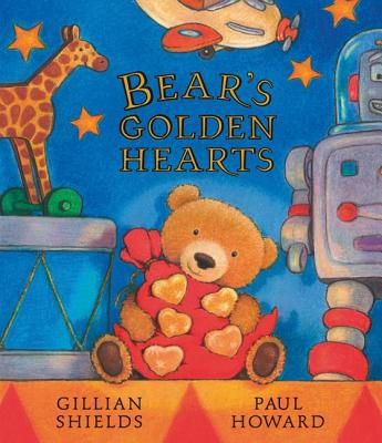 Bear's Golden Hearts - Shields, Gillian