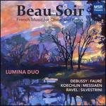 Beau Soir: French Music for Oboe and Piano