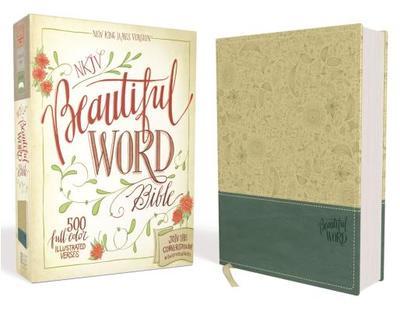 Beautiful Word Bible-NKJV - Zondervan
