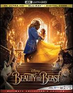 Beauty and the Beast [Includes Digital Copy] [4K Ultra HD Blu-ray/Blu-ray]