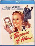 Because of Him [Blu-ray]
