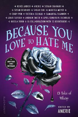 Because You Love to Hate Me: New York Times Bestseller - Ameriie