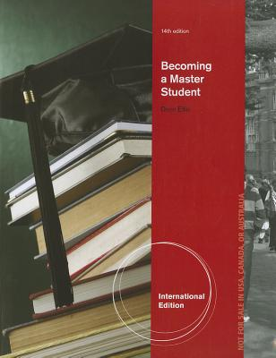 Becoming a Master Student - Ellis, Dave