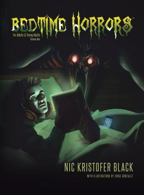 Bedtime Horrors - Black, Nic Kristofer