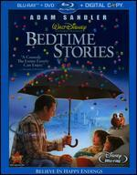Bedtime Stories [3 Discs] [Includes Digital Copy] [DVD] [Blu-ray]
