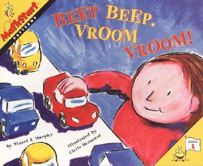 Beep Beep, Vroom Vroom! - Murphy, Stuart J.