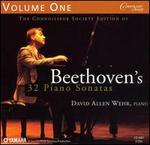 Beethoven: 32 Piano Sonatas, Vol. 1