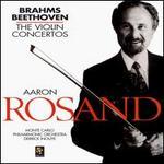 Beethoven, Brahms: The Violin Concertos