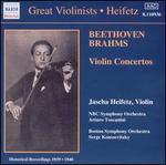 Beethoven, Brahms: Violin Concertos