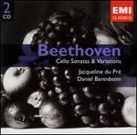 Beethoven: Cello Sonatas & Variations