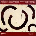 Beethoven: Cello Sonatas, Vol. 1