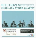 Beethoven: Complete String Quartets, Quintets & Fragments