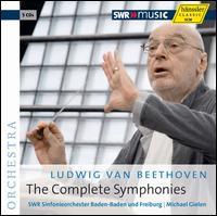 Beethoven: Complete Symphonies - Glenn Winslade (tenor); Hanno Muller-Brachmann (bass); Renate Behle (soprano); Yvonne Naef (alto);...