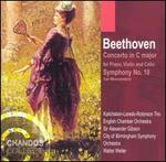 Beethoven: Concerto in C major; Symphony No. 10 (1st Movement)