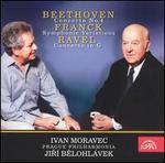 Beethoven: Concerto No. 4; Franck: Symphonic Variations; Ravel: Concerto in G