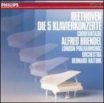 Beethoven: Die 5 Klavierkonzerte